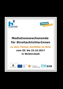 Mediationswochende_Wordpress